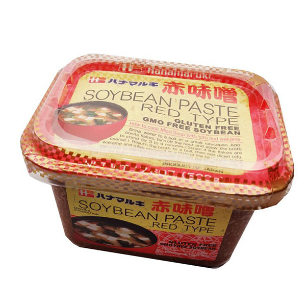 "H""Ruki Soybean Paste-Red 500g"