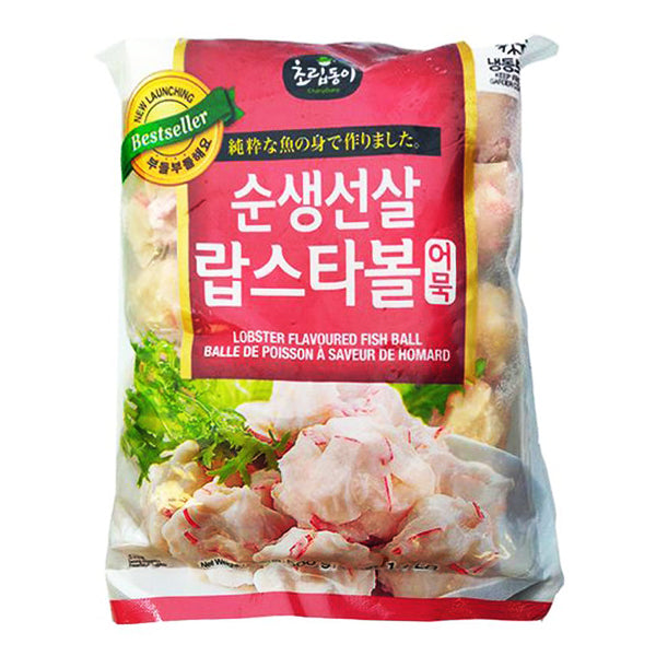 Choripdong Lobster Flavoured Fish Ball 500g