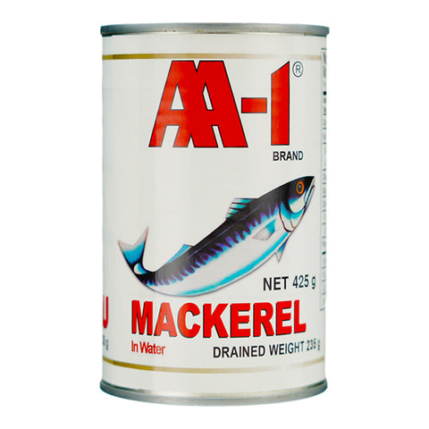 AA-1 Mackerel In Water 425g