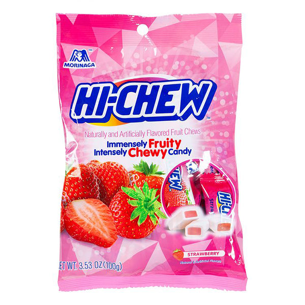 Hi-Chew Strawberry 100g