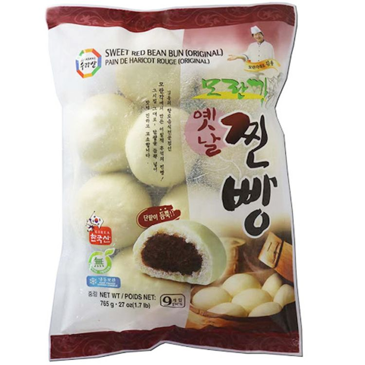Surasang Sweet Red Bean Bun-Original 765g