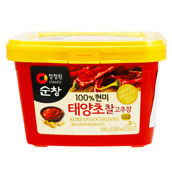 Classic Korean Red Pepper Paste 500g