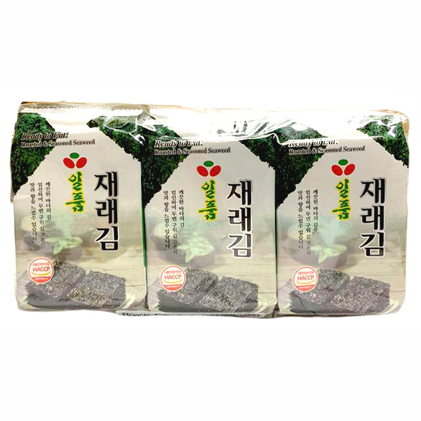 Roasted & Seasoned Seaweed 9*5g