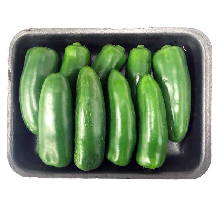 Green Round Pepper (Jalapeno)