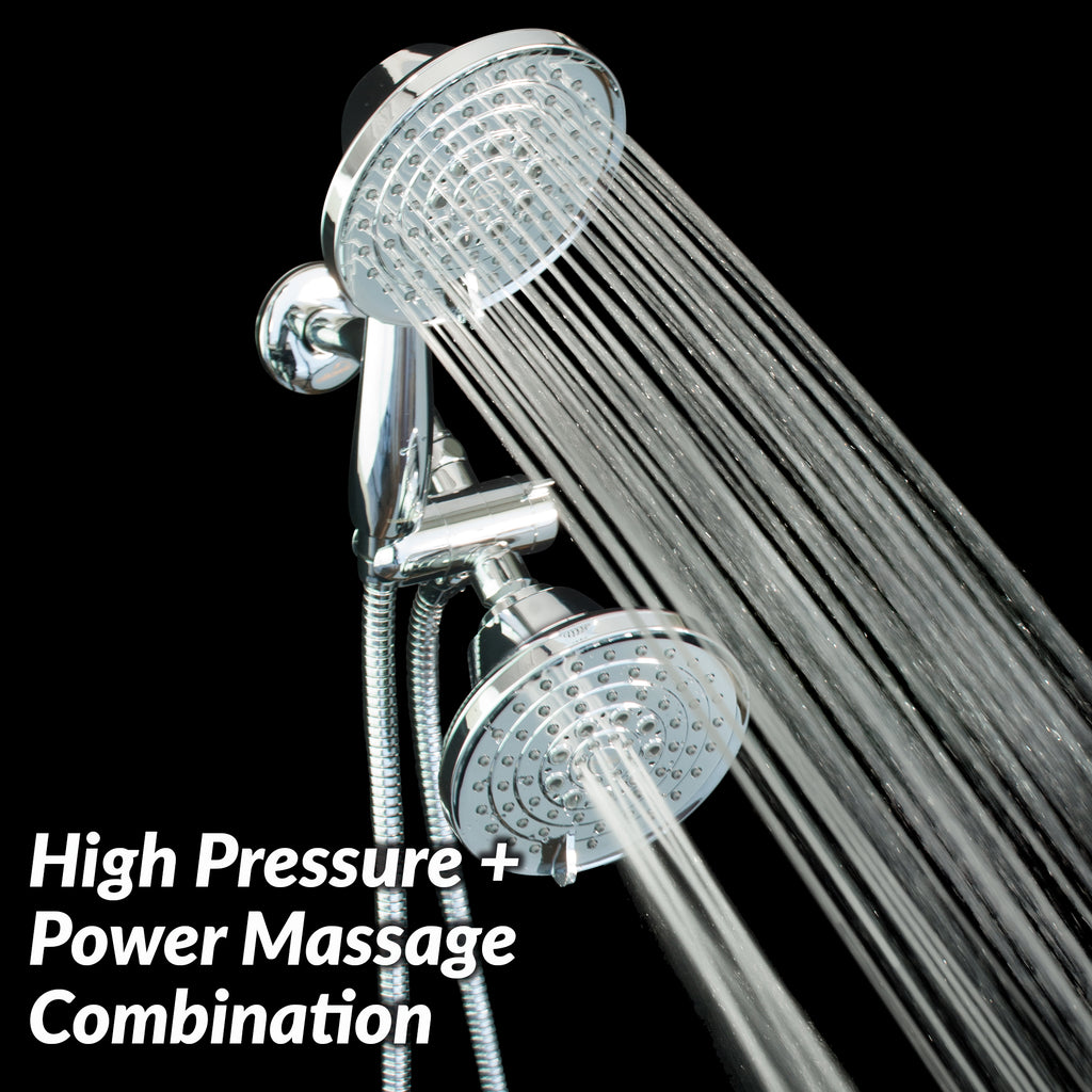 teflon standard pressure high head extra inch reduced tape captaineco with price shower setting usa te