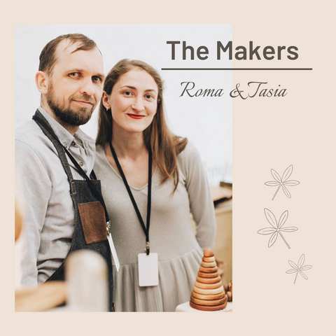 The Makers | Tateplota Wooden Toys