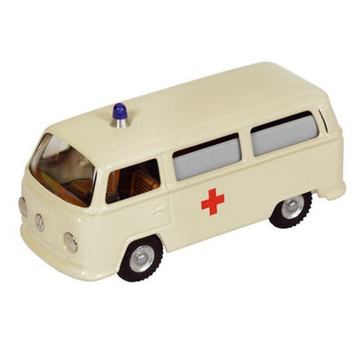Tin Toy Kombi Ambulance - Happy Go Ducky