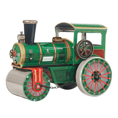 Wind Up Tin Toy Road Roller Limited Edition - Klement