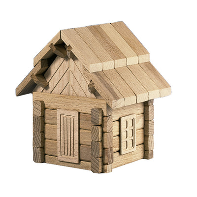 a puzzle house toy large