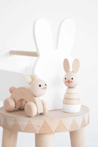 Stacking Puzzle Toy Rabbit