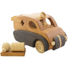 Wooden Toy Ambulance - Mable