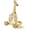Wooden Pull Along Giraffe - Amelie (Arriving July)