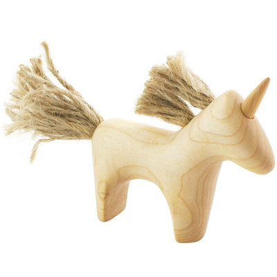Wooden Toy Unicorn