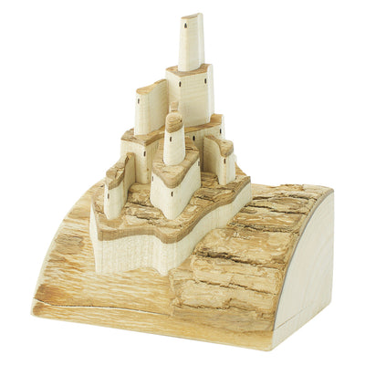 Wooden Pop Up Castle - Medium