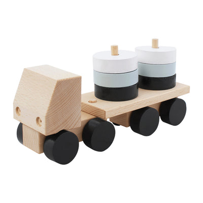 Wooden Stacking Truck - Arlo