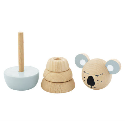 Wooden Stacking Puzzle Koala - Nancy
