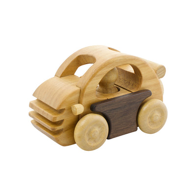 Wooden Mini Cab - Toby
