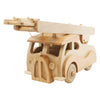 Large Wooden Fire Engine - Delia