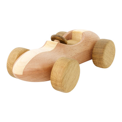 Large Wooden Car - Leon