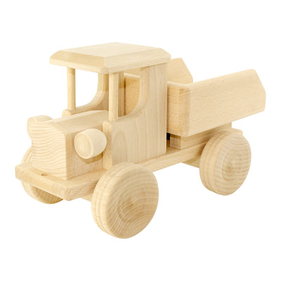 Wooden Tipping Truck - Ruby