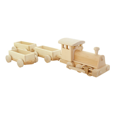 Extra Large Wooden Train Set - Clementine