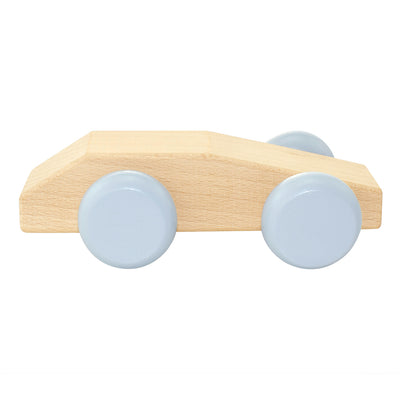 Wooden Push Along Toy Car - Ryder