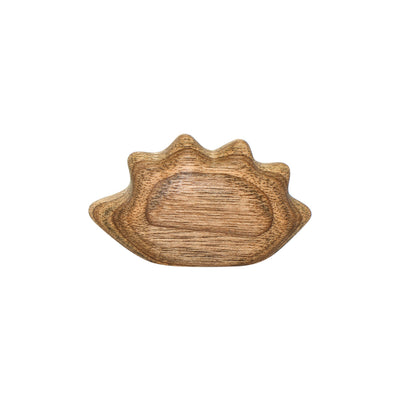 Wooden Hedgehog Figure - Hamish