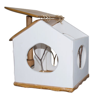 Wooden Play House - The Cottage