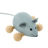 Wooden Push Along Toy Mouse Dusty