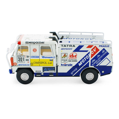 Tin Toy Tatra Rally Truck - Marc