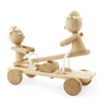 Wooden Pull Along See Saw Toy