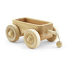 wooden toy trailer
