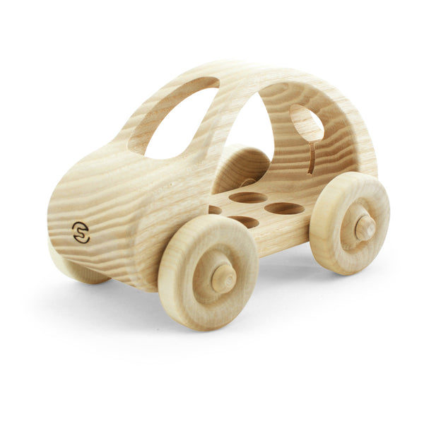 Wooden Toy Car - Morgan