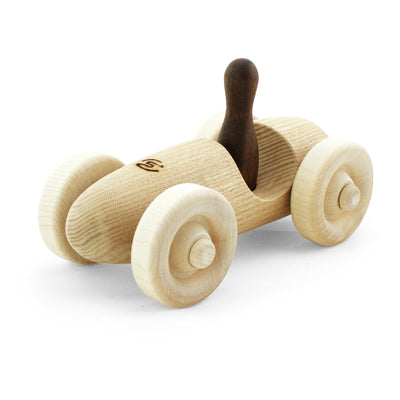 Wooden Toy Racing Car - Lewis