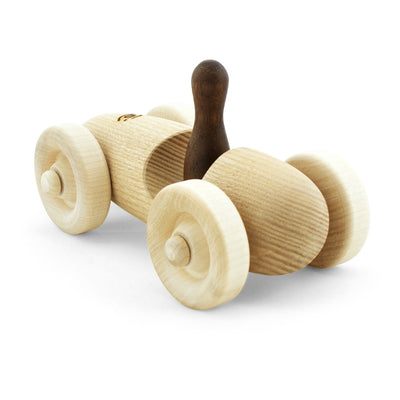 Children's Wooden Toy Racing Car