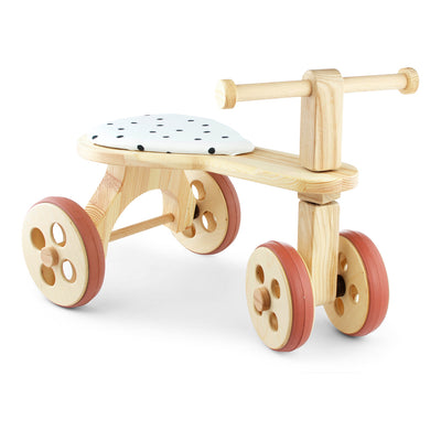 Wooden Ride On Tricycle For Toddlers