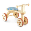 Wooden Tricycle For Kids | Happy Go Ducky