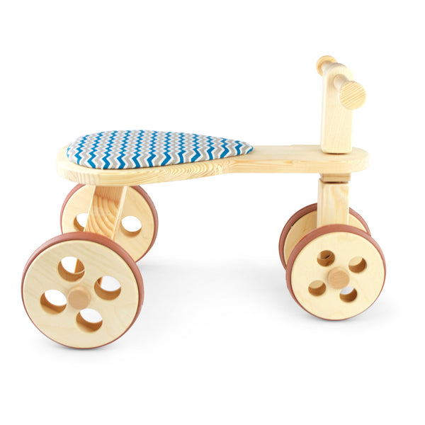 Wooden Tricycle - Trax