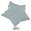 large muslin star pillow