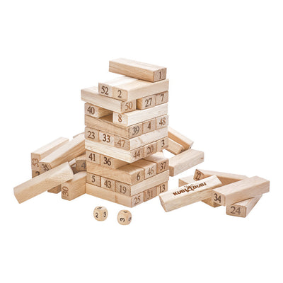 Wooden Building Game - Babylon