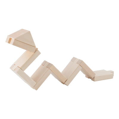 Wooden Building Blocks - Smarty