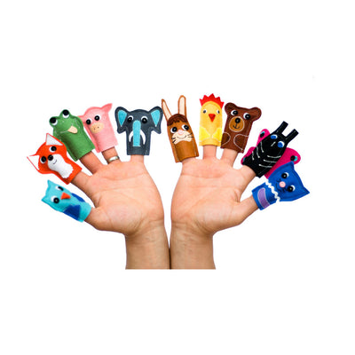 Finger Puppet Animals