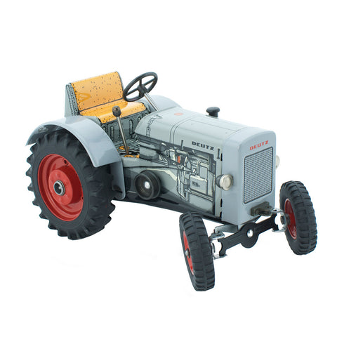 Tin Toy Deutz Tractor - Happy Go Ducky