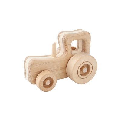 Wooden Tractor - Rick