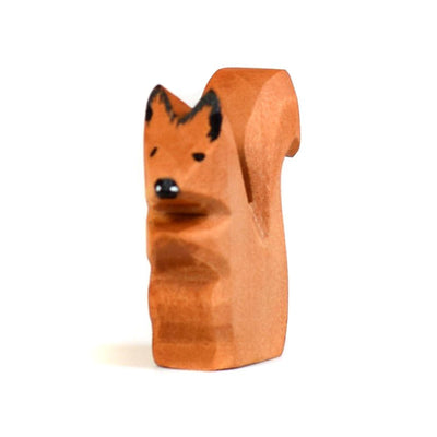 Wooden Squirrel