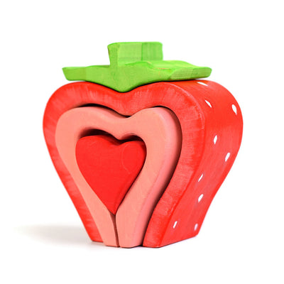 Wooden Strawberry Stacker (Arriving April)