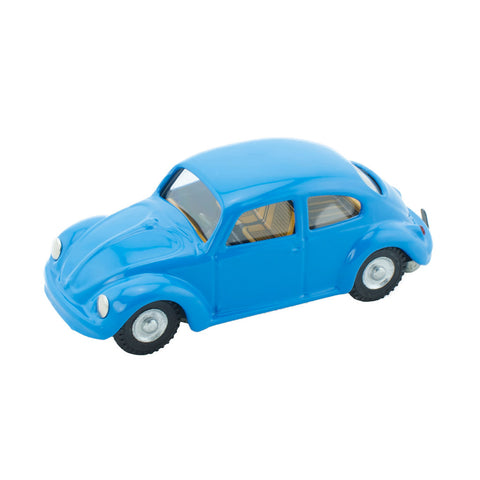 VW Tin Toy Beetle Car - Happy Go Ducky