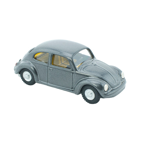 Tin Toy VW Beetle Car - Happy Go Ducky