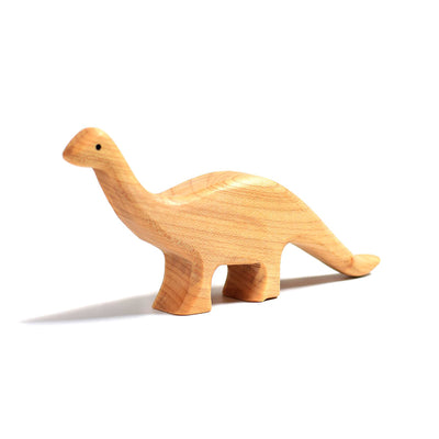 Wooden Dinosaur - Brontosaurus (Arriving January)