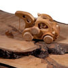toy wooden tow truck